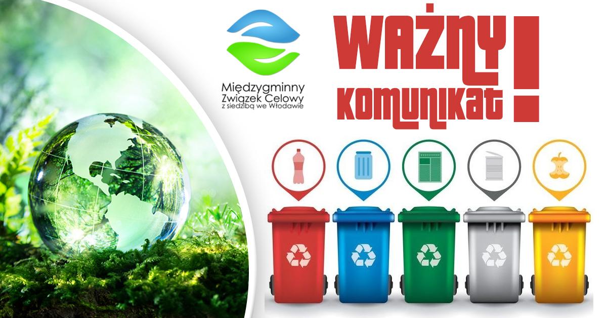 Ważny Komunikat MZC we Włodawie